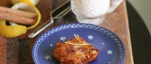 Leche frita con Maicena