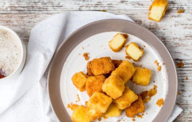 Leche frita de Arguiñano